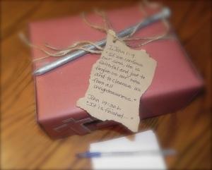 repentence box
